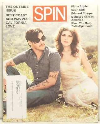 SPIN MAGAZINE BEST COAST BETHANY COSENTINO NATHAN WILLIAMS BEASTIE BOYS RARE!!!!