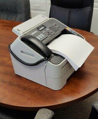 Brother Intellifax-2840 Laser Fax Machine Copyfaxprint Fax2840working