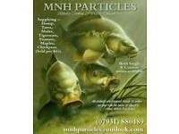 Carp Fishing Particle Bait
