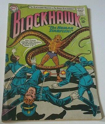 Blackhawk #190 DC Pub 1963 VG 4.0