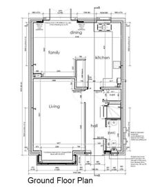 Architectural Drawings - Planning Applications & Building Regs Approval