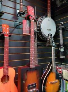 BANJOS, MANDOLINS, CIGAR BOX GUITARS, AND UKELELES FOR SALE - GREAT SELECTION INCREDIBLE PRICES!!!!!!