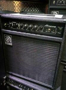 AMPEG AMPLIFIERS - LEGENDARY BASS AMPS - INCREDIBLE TONE AND AMAZING PRICES!!! PLEASE CONTACT US FOR MODELS AND PRICES