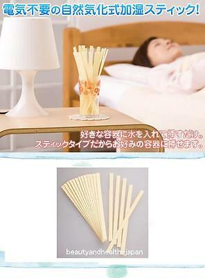 JAPAN STICKS HUMIDIFIER DRY ROOM AIR MOISTURE (BEAUTY & HEALTH CARE)