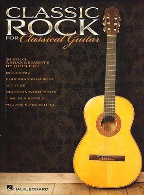 Classic Rock for Classical Guitar Noten Tab für klassische Gitarre