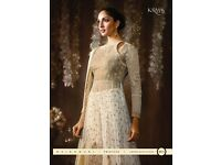 KARMA 8073 SERIES WHOLESALE HEAVY FANCY SALWAR KAMEEZ