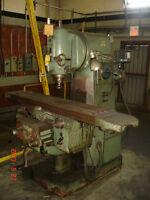 Tos FA4AV Vertical Milling Machine