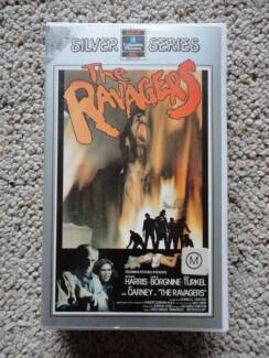 VHS Tape - The Ravagers PAL Format Rare Norah Head Wyong Area Preview