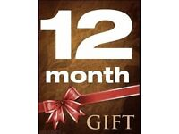 VM Gift/Warranty