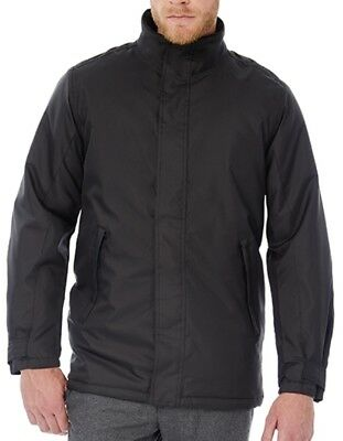 Herren-winter-jacken (B&C Jacket Real+ / Men Herren Winterjacken Jacken S - 3XL BCJM970 (C))