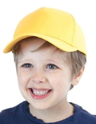 Five Cap 5-Panel Kinder Baseball-Caps  AT508 (C) (Kinder-baseball-caps)