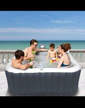 Mspa portable spa/jacuzzi Yanchep Wanneroo Area Preview