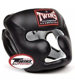 Twins head guard size Large boxing kickboxing mma