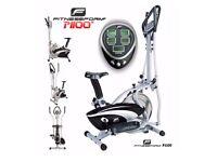 Fitness Form Cross Trainer Exercise Bike
