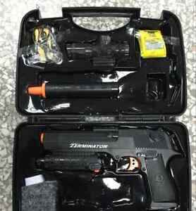 Complete Combo** Toy Gun Electronic Battery Powered* Desert Eagle Berwick Casey Area Preview