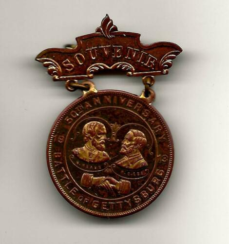1913 Gettysburg Reunion Medal
