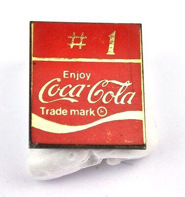 Coca Cola Coke USA Lapel Pin Button Badge Anstecknadel - # 1