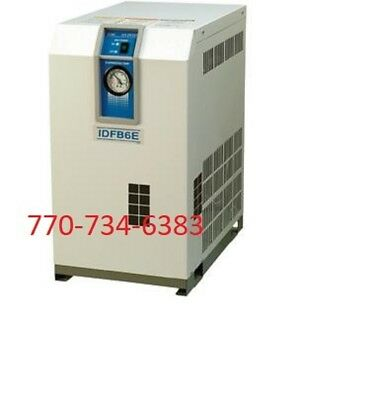 Smc Commercial Refrigerated Air Dryer 107-130 Cfm 25-30 Hp 115 Volts