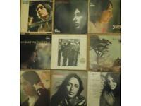 9 joan baez vinyl albums