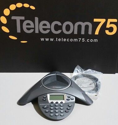 Polycom SoundStation IP 6000 Conference Phone (Part# 2201-15600-001)
