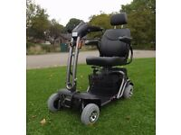 Mobility scooter 8mph 3mth warranty new batteries