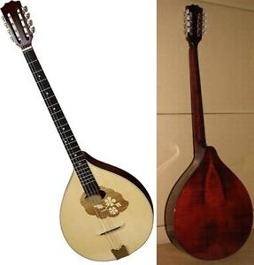 Irish bouzouki by Hora factory Romania