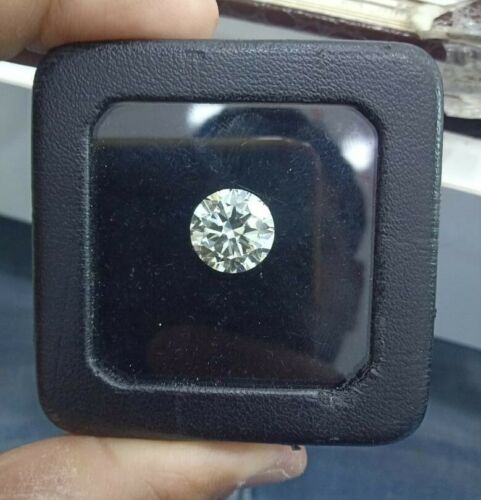 3.00ct Round Brilliant Cut CVD Diamond I Color VS2 Clarity 100% CVD Big Size CVD