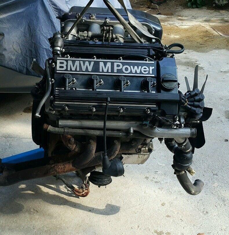 bmw m3 e30 motor s14 cecotto ravaglia evo 215ps engine. Black Bedroom Furniture Sets. Home Design Ideas