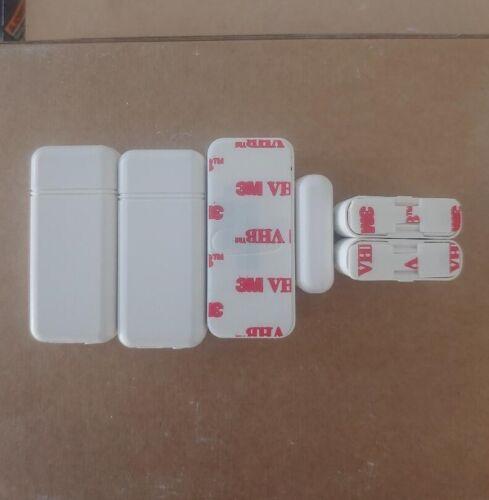 (3) Qolsys IQ DW QS1135-840 Door/Window Sensors