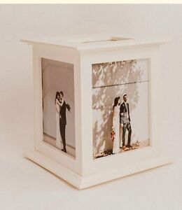 Rotating Wedding Card Box