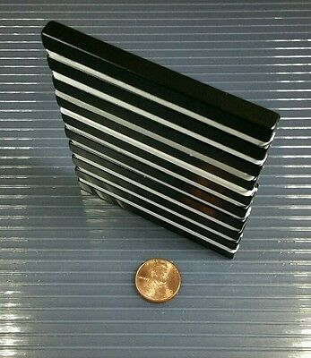 100 Large Neodymium Bar Block Magnet Strong Rare Earth N42 3 X 14