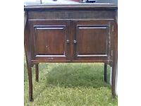 Vintage Radiogram Cabinet