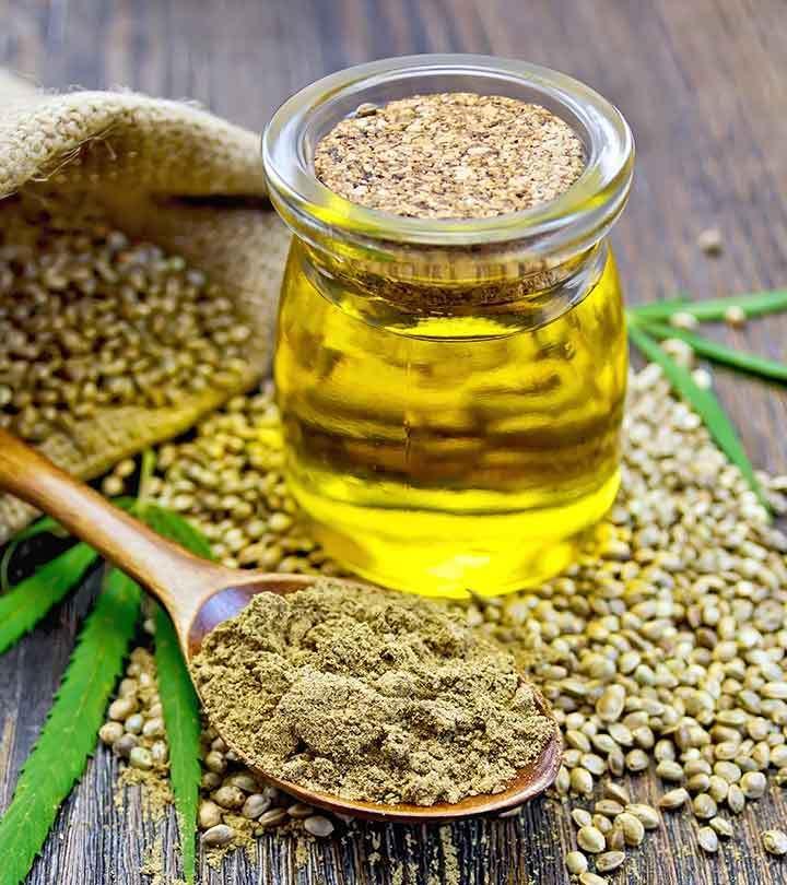 essential fatty acids - Organic Hemp Seed Oil 1400mg 1B - herbal protein source 3