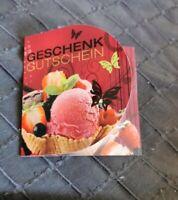 Eiscafé Portofino Eisdiele Pasing 30€ Geschenkgutschein Eis München - Aubing Vorschau