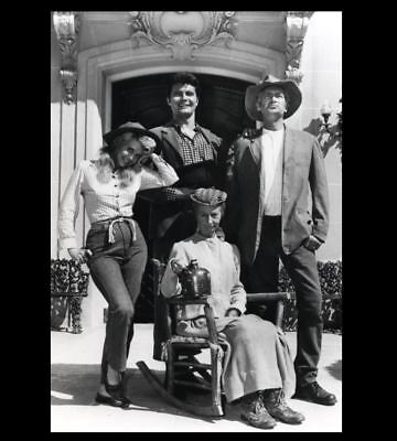 The Beverly Hillbillies Cast PHOTO, TV Show z