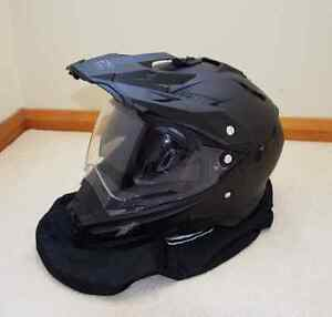Helmet Oneal Sierra matte black - size M Balmain East Leichhardt Area Preview