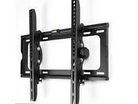 Tilt TV Wall Mount Bracket Stand 26 29 32 34 40 42 47 48 50 52 PLASMA LCD LED 3D