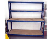 Large Worktop Bench for Garage