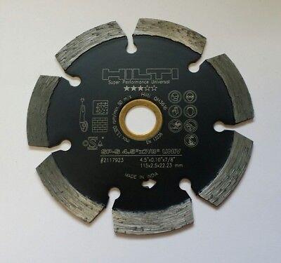 Hilti Sp-s 4.5 Universial Masonry Blade