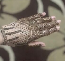 Mehndi Artist Affordable Professional Bridal - Party Henna - All occasions