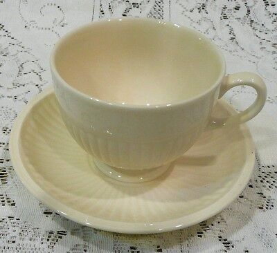 Wedgwood Edme Oversized Cup & Saucer