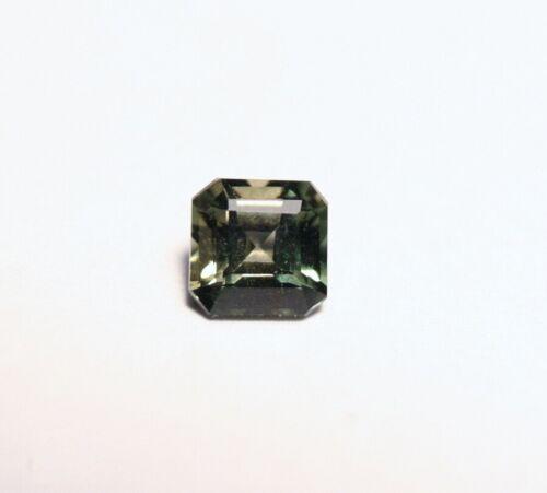 Kornerupine 0.63ct AAA Rare Natural Prismatine Fine Emerald Cut Gem Sri Lanka