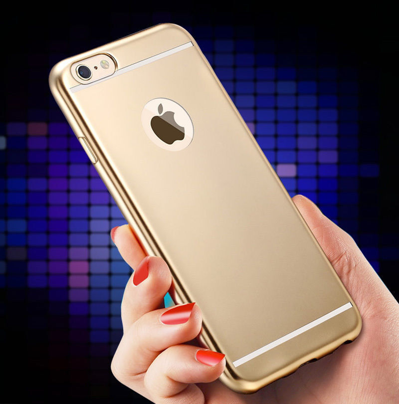 Luxury Ultra Slim Soft Silicone TPU Case Cover For Apple iPhone 5 SE 6 7 8 Plus