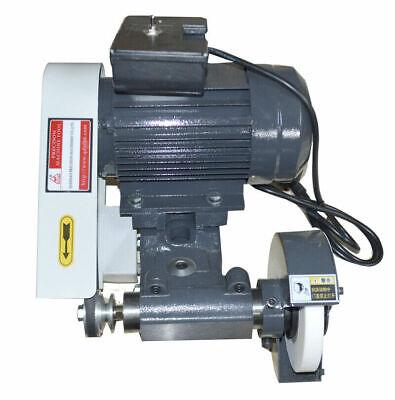 Lathe Tool Post Grinder Internal External Sharpener Grinding Machine 220v Us