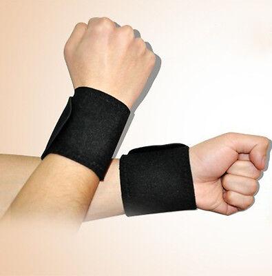 Hand Band Magnetic Heat Thumb Loop Splint Wrist Brace