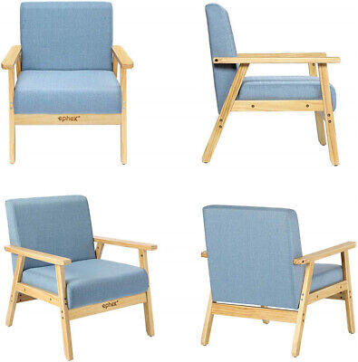 Durable Waiting Room Guest Reception Chair Arm Chair Upholstered Lounge Chair Us