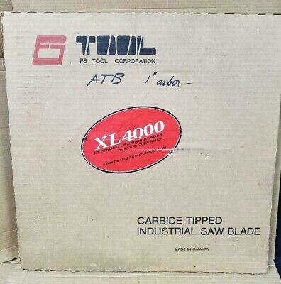 Fs Tools Carbide Tipped Xl4000 Saw Blade 14 X 100t Woodworking Machinery