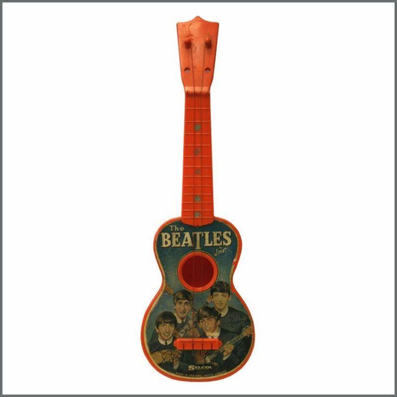 The Beatles Selcol Junior Guitar (UK)