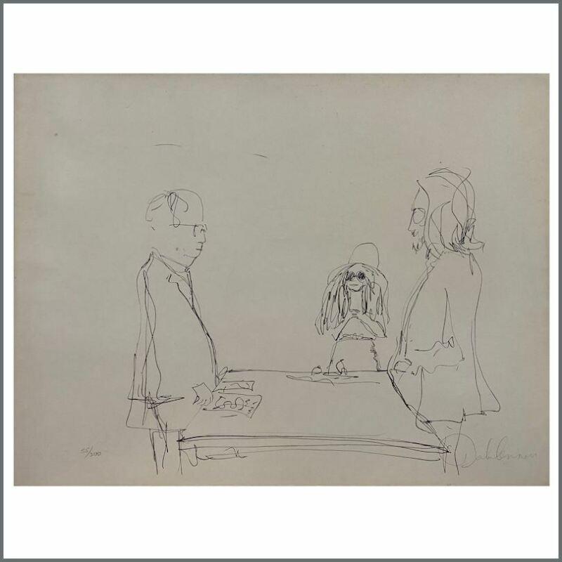 John Lennon Bag One Autographed I Do Lithograph 55/300 (UK)