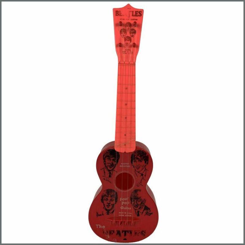 The Beatles 1964 Mastro Four Pop Guitar (USA)